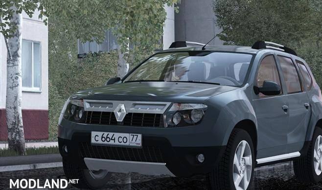 Renault Duster 2010 [1.5.9]